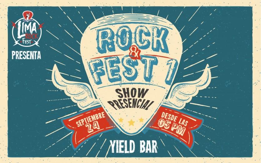 ROCK & FEST 1