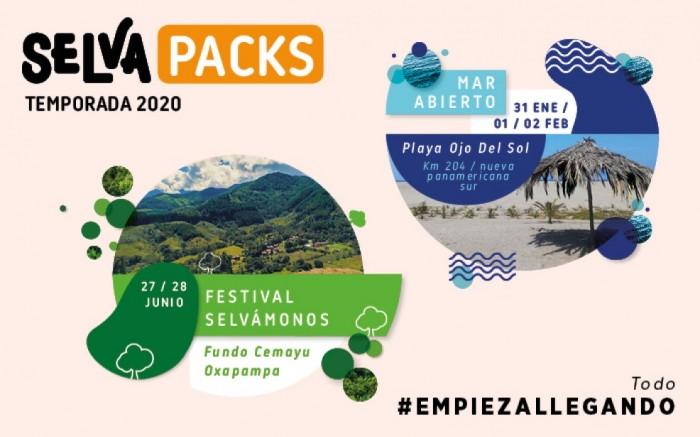 Selva Packs Temporada Selvámonos 2020