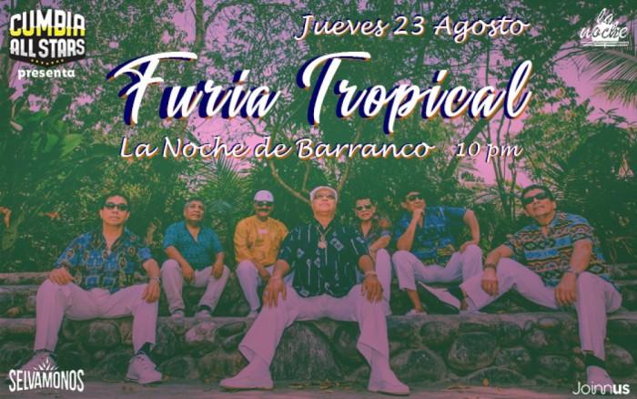 Furia Tropical con Cumbia All Stars /  / Joinnus