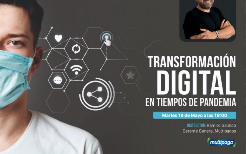 Transformación Digital en tiempos de Pandemia