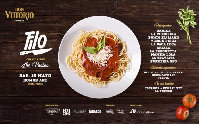 FILO - Cuarto Corte: Las Pastas  /  / Joinnus