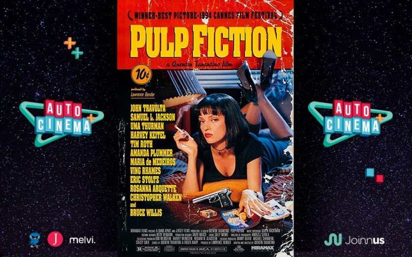 Pulp Fiction (subtitulada)