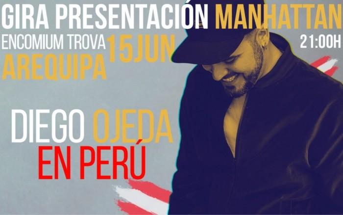 Diego Ojeda en Arequipa /  / Joinnus