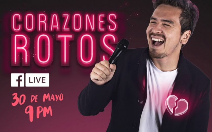 Corazones Rotos - Show de Stand Up