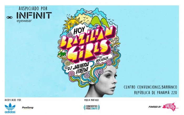 Concierto de Brazilian Girls /  / Joinnus