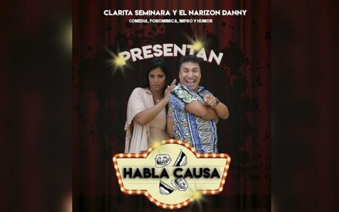 Habla Causa con Clarita Seminara y Narizón Danny /  / Joinnus