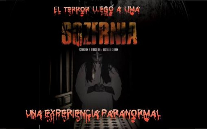 SQZFRNIA - EL TERROR LLEGÓ A LIMA /  / Joinnus