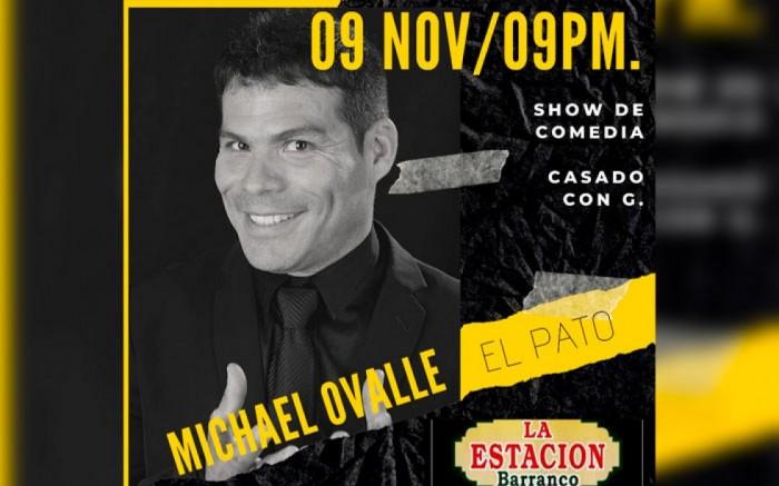 """Michael """"El Pato"""" Ovalle - CASADO CON """"G"""""""