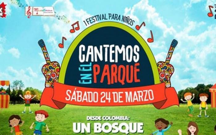 Cantemos en el parque - Festival para niños / Arte y cultura / Joinnus
