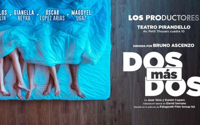 Teatro dos m s dos joinnus - Dos mas dos ...