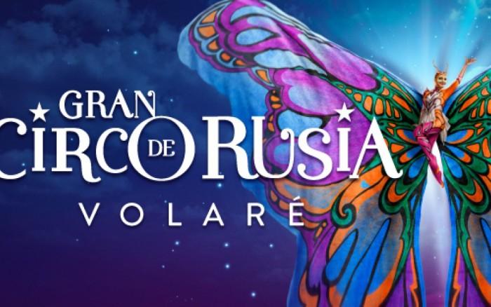 Gran Circo de Rusia - Volaré  /  / Joinnus