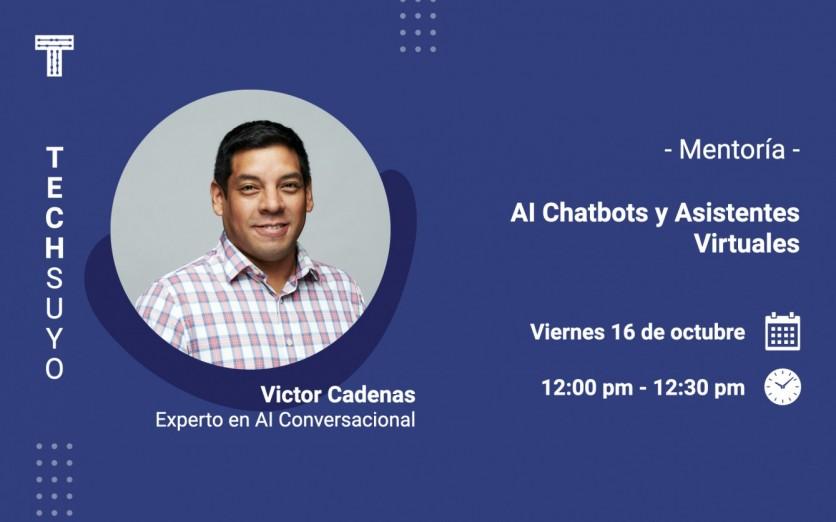 Mentoría: AI Chatbots y Asistentes Virtuales