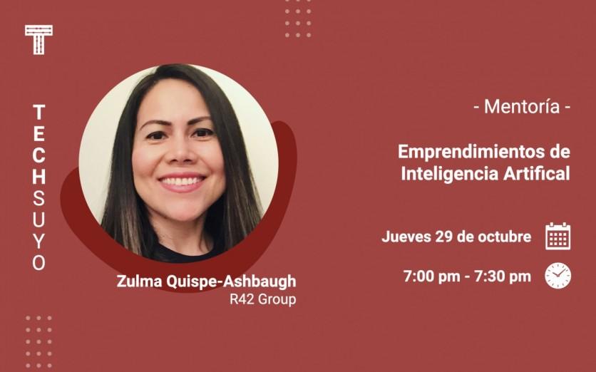 Mentoría: Emprendimientos de AI