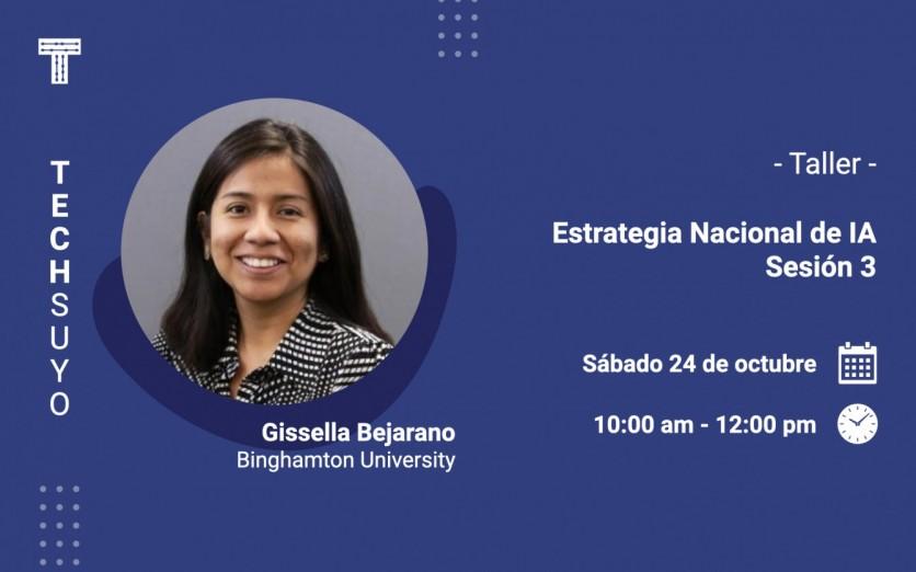 Mesa de Trabajo: Estrategia Nacional de IA - Sesión 3
