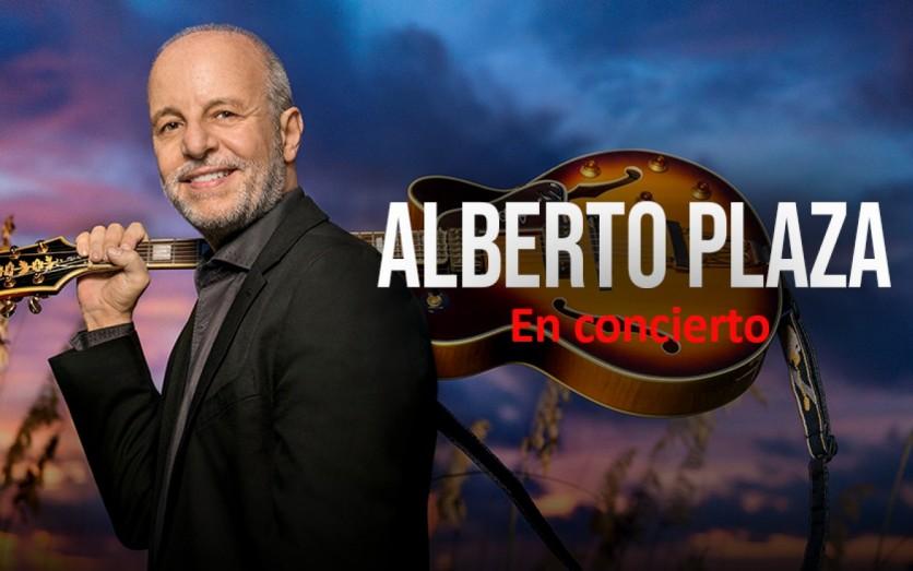 ALBERTO PLAZA en concierto