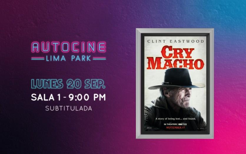 Cry Macho - Subtitulada