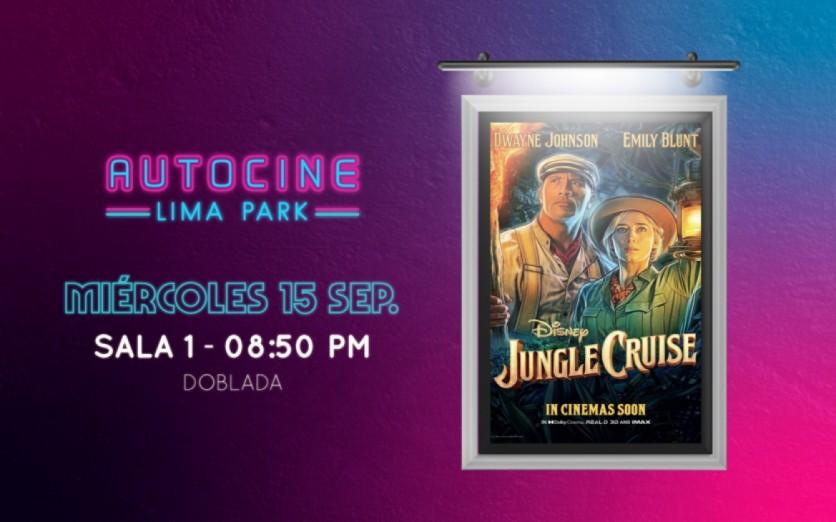 Jungle Cruise - Doblada