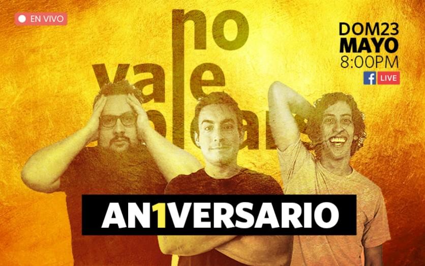 No Vale Picarse - Edición Aniversario