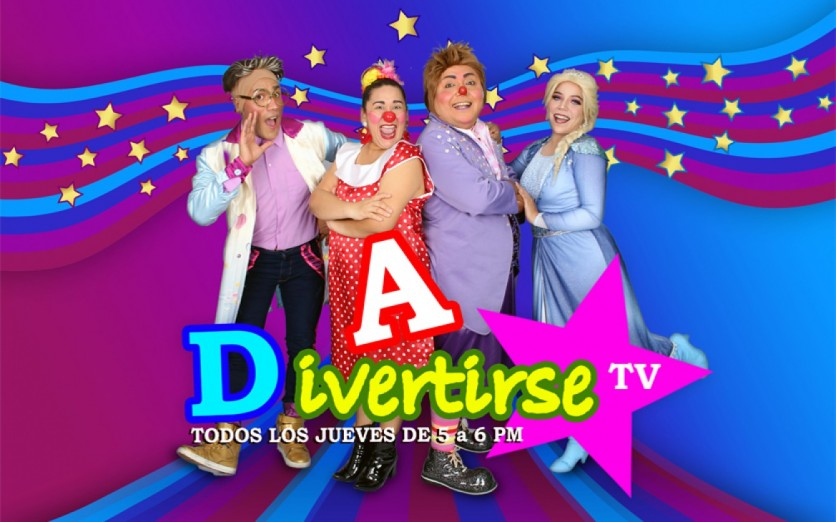 A Divertirse TV