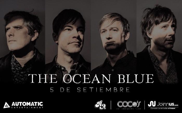 The Ocean Blue en Lima