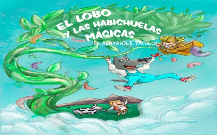 EL LOBO Y LAS HABICHUELAS MAGICAS