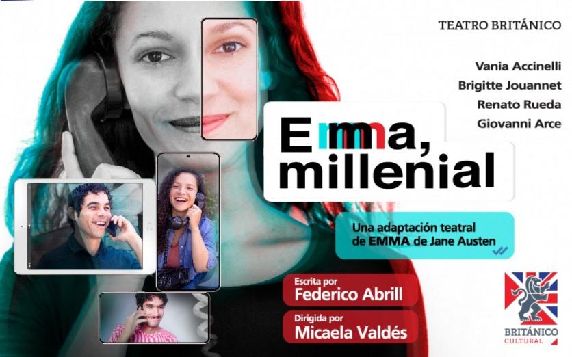 EMMA MILLENIAL