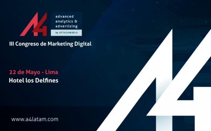 III Congreso de Marketing Digital - A4 /  / Joinnus
