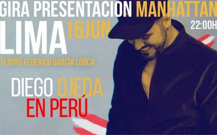 Diego Ojeda en Lima /  / Joinnus