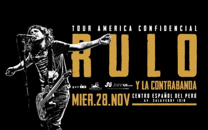 Rulo y La Contrabanda /  / Joinnus