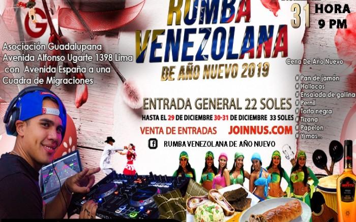 Rumba Venezolana - Año Nuevo