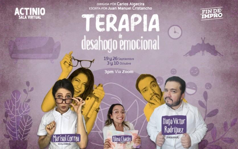 Terapia de Desahogo Emocional