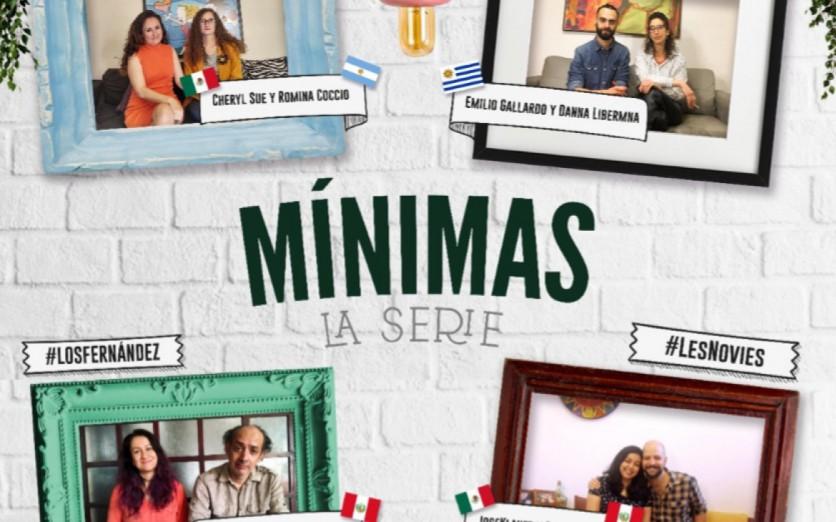 MÍNIMAS, la serie