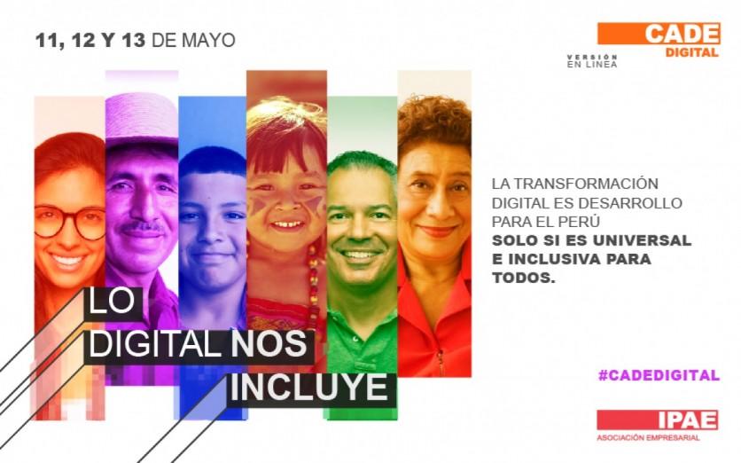 CADE Digital 2021 – Lo digital nos incluye