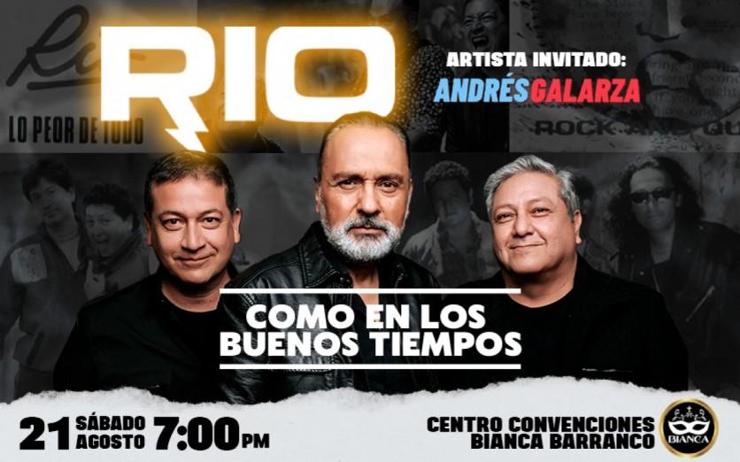 """RIO """"COMO EN LOS BUENOS TIEMPOS"""""""