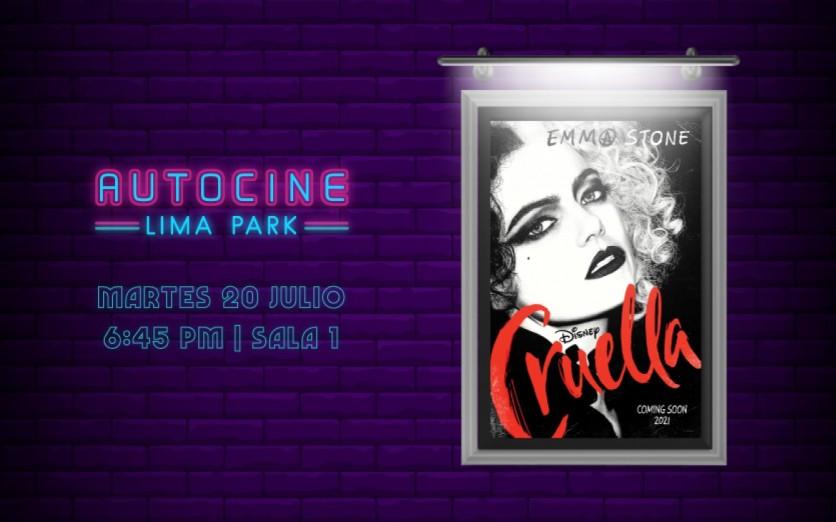 Cruella - Subtitulada