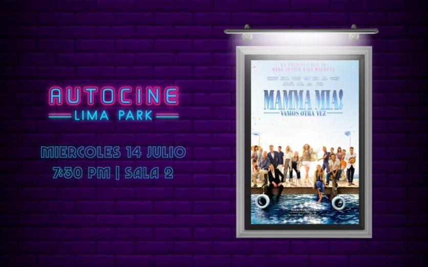 Mamma Mia 2 - Doblada
