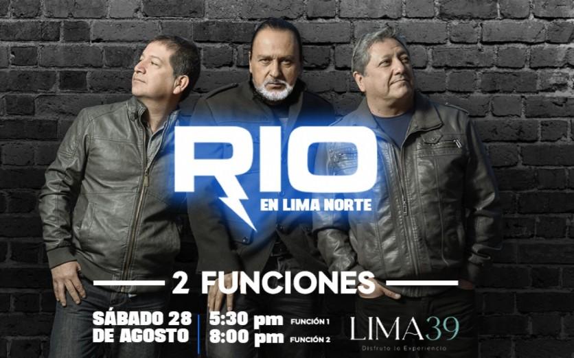 Vuelve Río a Lima Norte