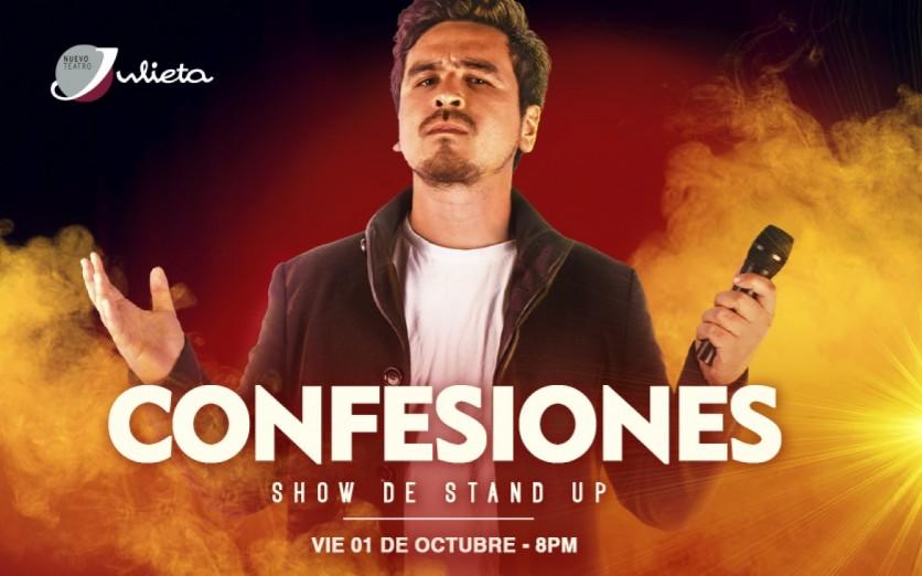 Confesiones de Jorge Talavera