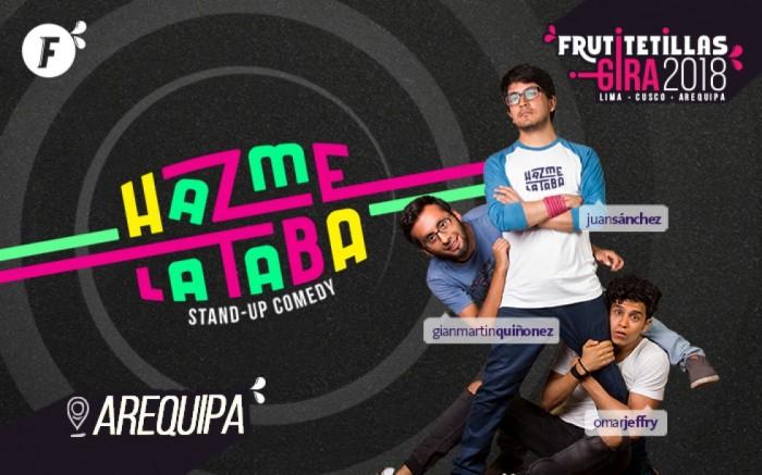Hazme La Taba: Show de Comedia en Arequipa