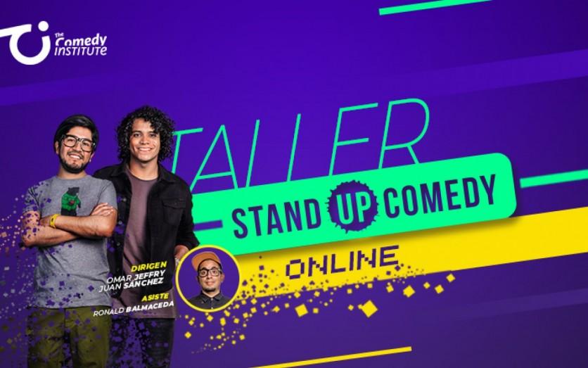 Taller Online de Stand- Up Comedy [Nivel Básico]