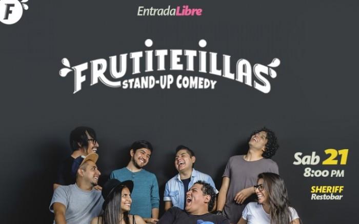 Show Laboratorio de Stand-up Comedy en Arequipa