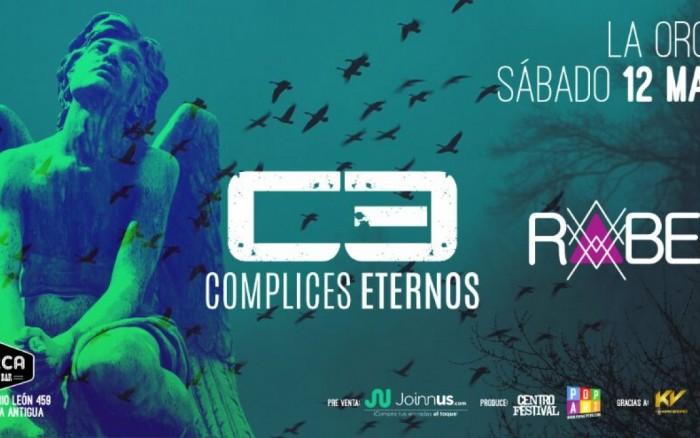 COMPLICES ETERNOS & RABEL EN LA OROYA /  / Joinnus