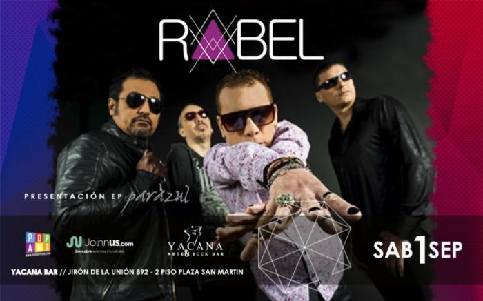 RABEL en Yacana // Presentación EP