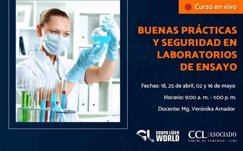 Curso: Buenas Prácticas y Seguridad en Laboratorios