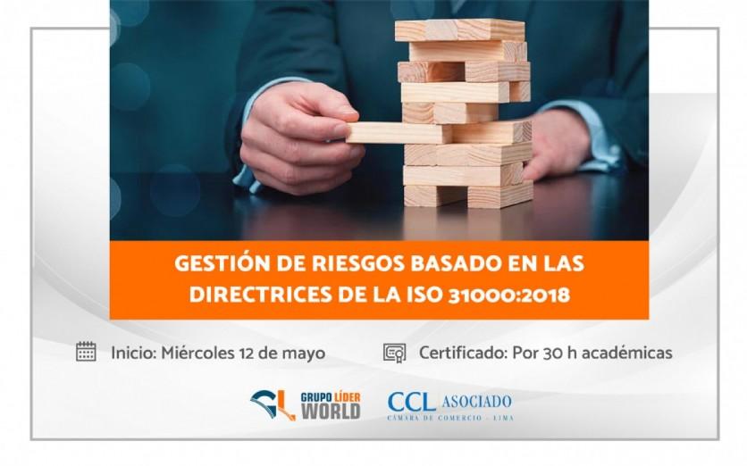 Curso: Gestión de Riesgos, Directrices de la ISO 31000:2018