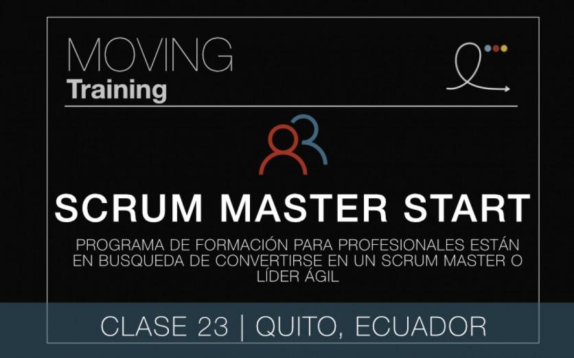 Scrum Master Start Program – Turma 23