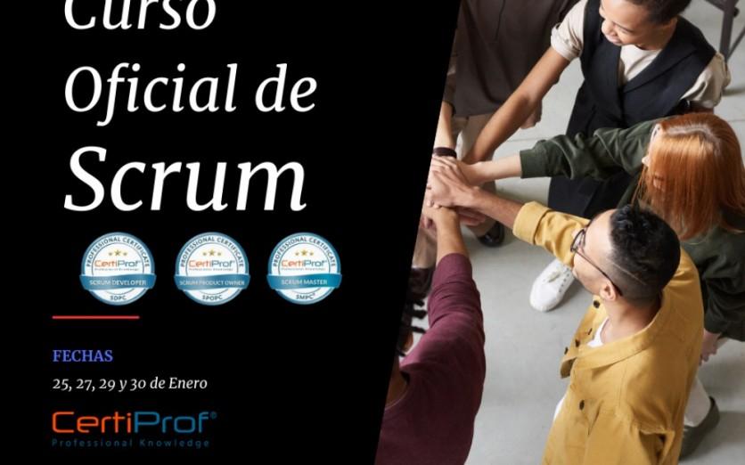 Curso Online Oficial de Scrum - Certiprof