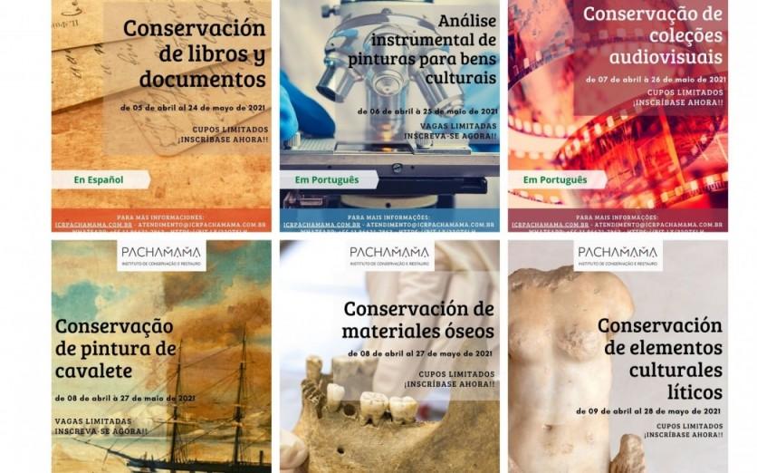 Cursos ICR Pachamama - 2°Ciclo 2021