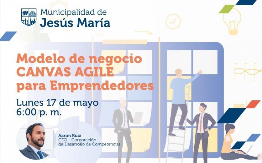 Modelo de Negocio CANVAS AGILE para Emprendedores