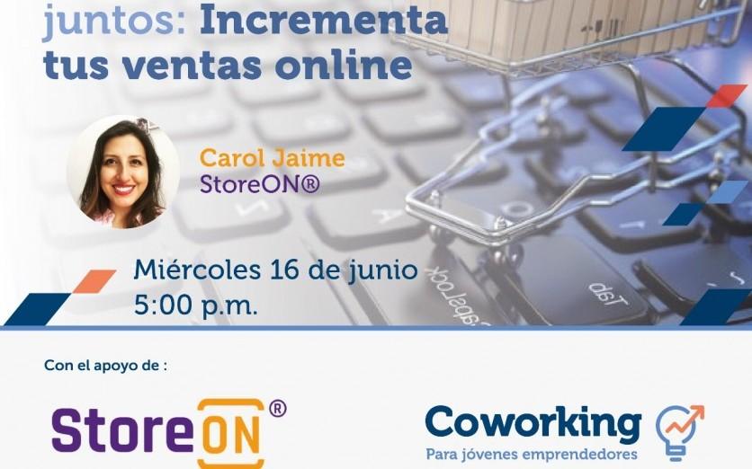 StoreON: Incrementa tus ventas Online